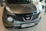 Дефлектор капота для Nissan Juke 2011+ (SIM, SNIJUK1112)