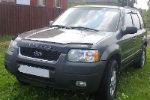 Дефлектор капота для Ford Escape 2000-2007 (VIP, FR02)