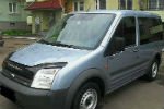 Дефлектор капота для Ford Transit Connect 2002-2006 (VIP, FR16)