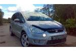Дефлектор капота для Ford S-Max 2006-2010 (VIP, FR20)