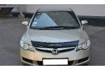 Дефлектор капота для Honda Civic SD 2006-2012 (VIP, HD06)