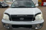 Дефлектор капота для Hyundai Santa Fe 2000-2005 (VIP, HYD56)