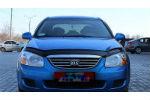 Дефлектор капота для Kia Cerato 2004-2008 (VIP, KA02)