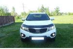 Дефлектор капота для Kia Sorento 2009-2012 (VIP, KA16)