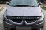 Дефлектор капота для Mitsubishi Grandis 2003-2011 (VIP, MSH26)
