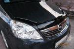 Дефлектор капота для Opel Zafira B 2006-2011 (VIP, OP14)