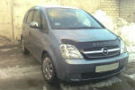 Дефлектор капота для Opel Meriva 2002-2008 (VIP, OP16)