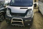 Дефлектор капота для Opel Vivaro 2001+ (VIP, OP19)