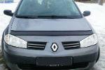Дефлектор капота для Renault Megan II 2002-2008 (VIP, RL03)