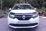 Дефлектор капота для Renault Logan 2012+ (VIP, RL54)