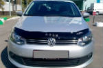 Дефлектор капота для Volkswagen Polo 5 2009+ (VIP, VW26)