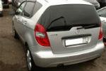 Дефлекторы окон для Mercedes Benz A-Class (W169) 2004-2012 (COBRA, M32704)