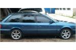 Дефлекторы окон для Audi 100/A6 Avant (4A,C4) 1990-1994 (COBRA, A11290)