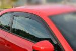 Дефлекторы окон для Audi A3 (8V) SD 2013+ (COBRA, A12113)