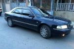 Дефлекторы окон для Audi A8 (D2) 1994-2002 (COBRA, A12494)