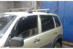 Дефлекторы окон для Chevrolet Niva 2001+ (COBRA, В0019)