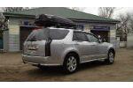 Дефлекторы окон для Cadillac SRX 2004+ (COBRA, C10104)