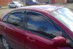 Дефлекторы окон для Chevrolet Lacetti SD 2003+ (COBRA, C30703)