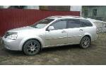 Дефлекторы окон для Chevrolet Lacetti Wagon 2004+ (COBRA, C30803)