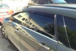 Дефлекторы окон для Citroen C5 Wagon 2008+ (COBRA, C40908)
