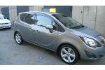 Дефлекторы окон для Opel Meriva 2011+ (COBRA, O12111)