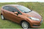 Дефлекторы окон для Ford Fiesta (5D) 2009+ (COBRA, F30409)