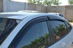 Дефлекторы окон для Hyundai Elantra SD 2007+ (COBRA, H20307)