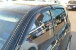 Дефлекторы окон для Hyundai Getz (5D) 2002+ (COBRA, H20502)