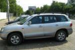 Дефлекторы окон для Hyundai Santa Fe 2000-2006 (COBRA, H21200)