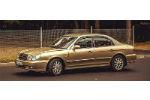 Дефлекторы окон для Hyundai Sonata/Tagaz 1998+ (COBRA, H21498)