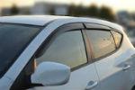 Дефлекторы окон для Hyundai ix35 2010+ (COBRA, H22010)