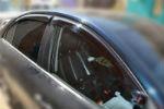 Дефлекторы окон для Hyundai Sonata NF 2004+ (COBRA, H22104)