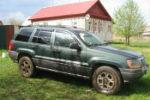 Дефлекторы окон для Jeep Grand Cherokee 2 1999-2004 (COBRA, J10499)