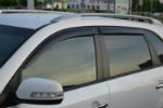 Дефлекторы окон для Kia Sorento 2009+ (COBRA, K11209)