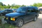 Дефлекторы окон для Land Rover Discovery II 1998-2004 (COBRA, L10598)