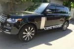 Дефлекторы окон для Land Rover  Range Rover Vogue 2013+ (COBRA, L11013)
