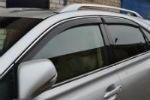 Дефлекторы окон для Lexus RХ III 2010+ (COBRA, L20210)