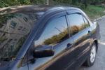 Дефлекторы окон для Mitsubishi Lancer 2003-2006 (COBRA, M40603)