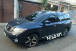 Дефлекторы окон для Nissan Pathfinder IV (R52) 2014+ (COBRA, N14914)