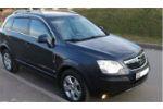Дефлекторы окон для Opel Antara 2006+ (COBRA, O10106)