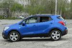 Дефлекторы окон для Opel Mokka 2012+ (COBRA, O13312)