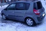 Дефлекторы окон для Renault Scenic II 2003+ (COBRA, R11003)