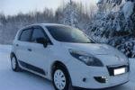 Дефлекторы окон для Renault Scenic III 2009+ (COBRA, R12209)