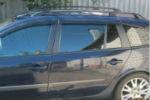 Дефлекторы окон для Renault Laguna II Grandtour 2001-2007 (COBRA, R12601)