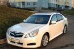 Дефлекторы окон для Subaru Legacy V SD 2009+ (COBRA, S40609)