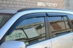 Дефлекторы окон для Suzuki Grand Vitara II/Escudo (5D) 2005-2012 (COBRA, S50205)