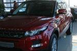 Дефлекторы окон для Land Rover Evoque 2011+ (SIM, SLREVO1132)