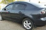 Дефлекторы окон для Mazda 3 (Axela) 2004-2008 (SIM, SMAMA30532)