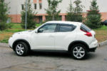 Дефлекторы окон для Nissan Juke 2011+ (SIM, SNIJUK1132)