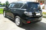 Дефлекторы окон для Nissan Patrol 2010+ (SIM, SNIPATR1032)